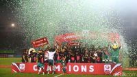 Kalahkan Semen Padang, PSS Sleman Juara Liga 2