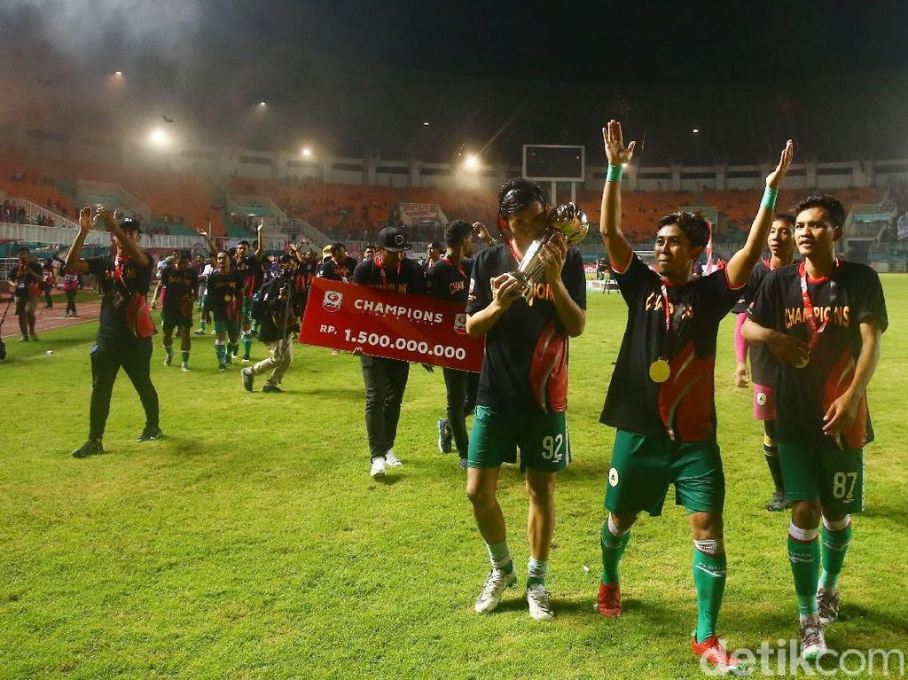PSS Sleman Bersikukuh Tak Terlibat Pengaturan Skor di Liga 2