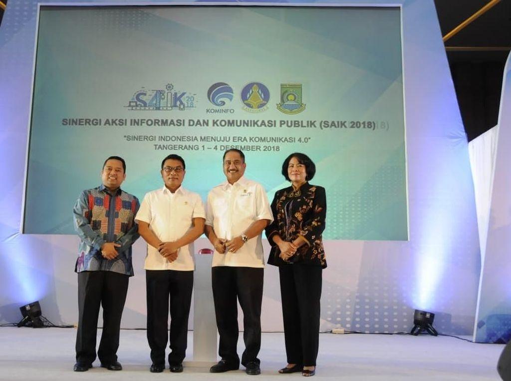 Menpar Arief Bicara Strategi Terbaru Marketing Kemenpar