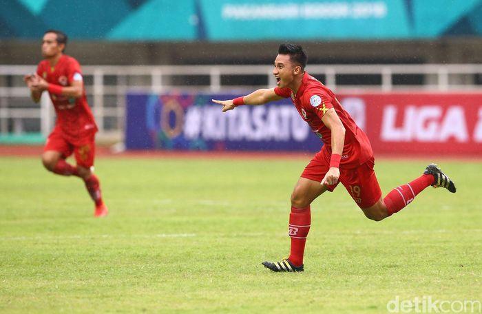 Kalteng Putra menemani Semen Padang dan PSS Sleman yang sudah lebih dulu melaju ke Liga 1.
