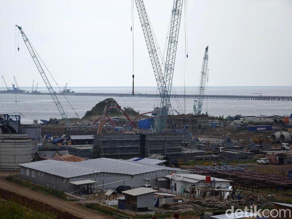 Capai 83%, PLTU Batang 2.000 MW Beroperasi 2020