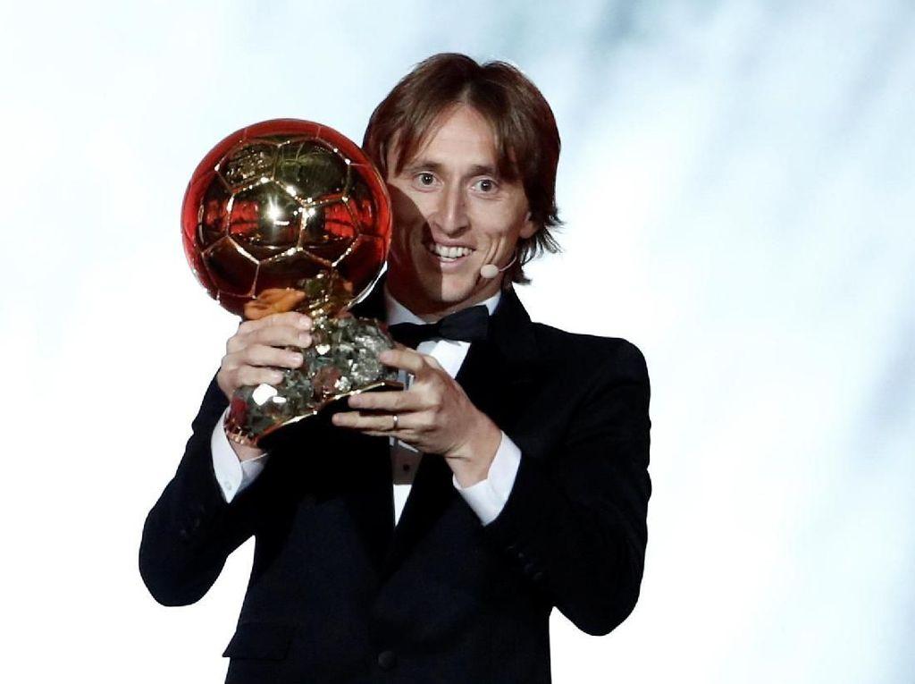 Luka Modric Menang Ballon dOr, Intip Gaya Hidupnya Yuk!