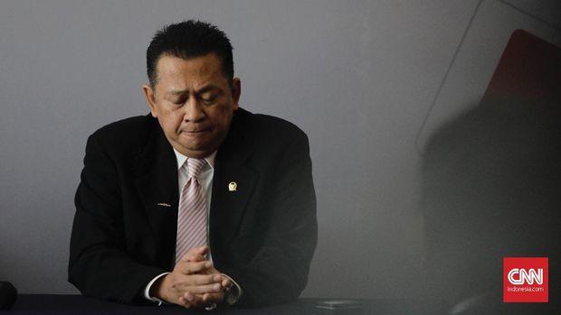 Ketua DPR Bambang Soesatyo.