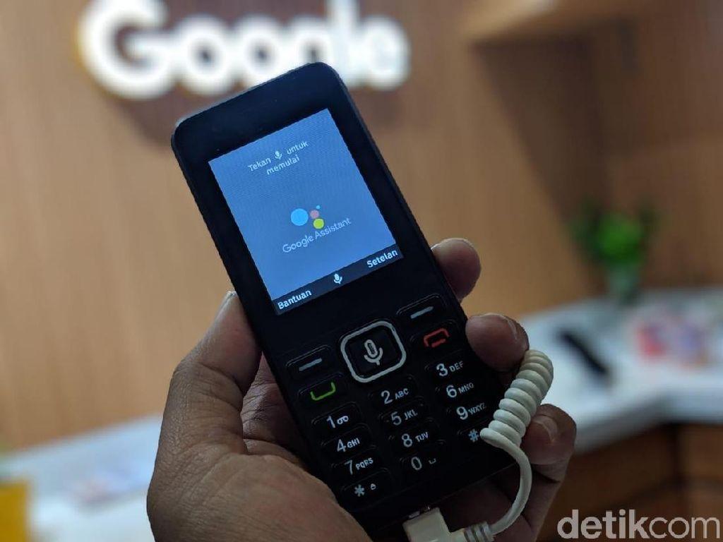 Murah! Google Kenalkan Ponsel Rp 99 Ribu