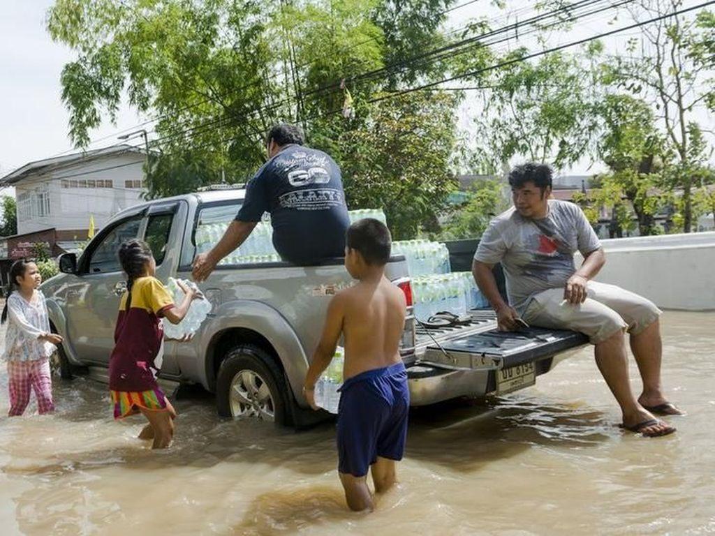 Ini 15 Negara Paling Rentan Alami Bencana Alam, Termasuk Indonesia?