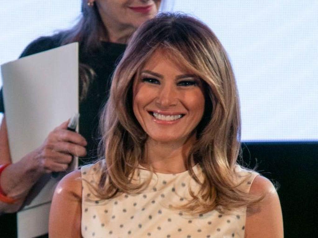 Tweet Desainer Tom Ford Soal Melania Trump Jadi Trending, Padahal Palsu