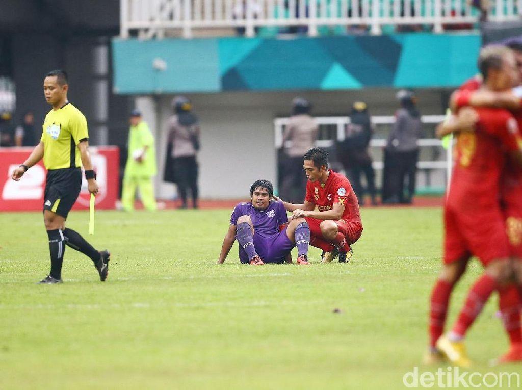 Penyesalan Mendalam Pelatih Persita Usai Gagal Naik Kasta ke Liga 1