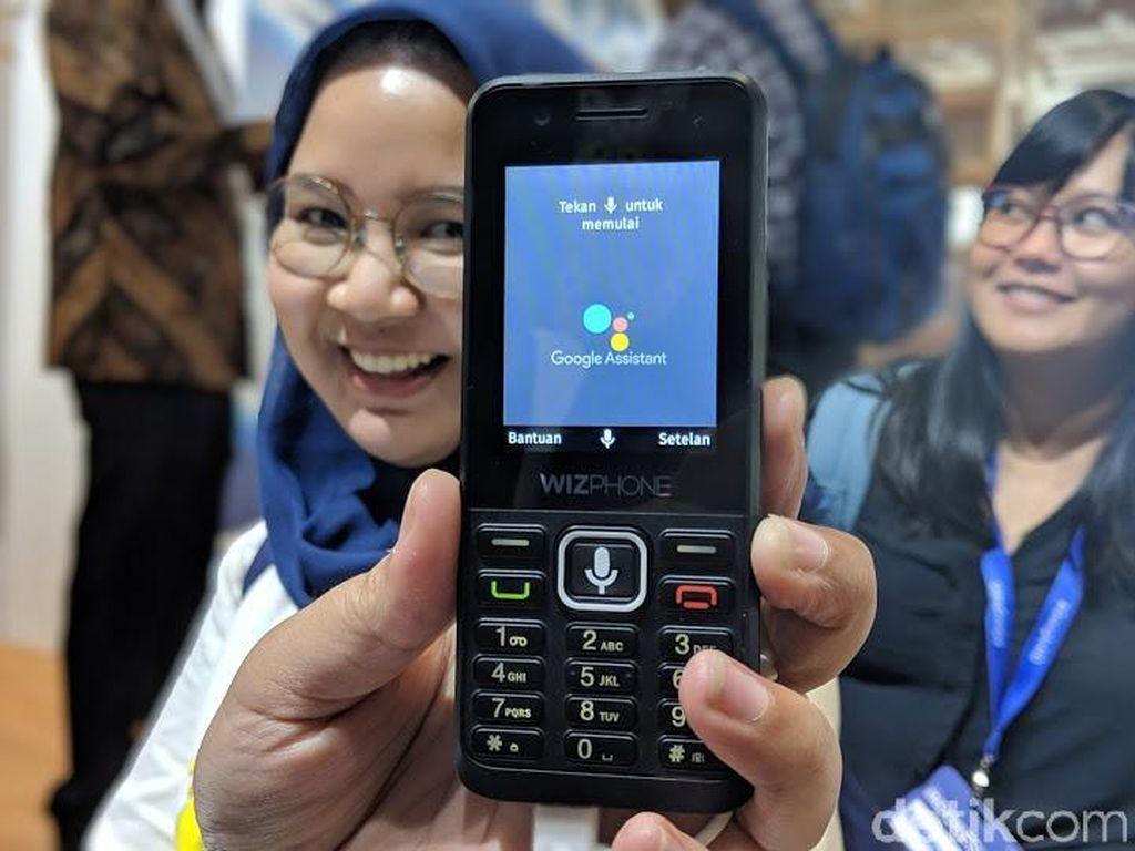 Ponsel Google Assistant Seharga Rp 99 Ribu Dijual Tahun Depan