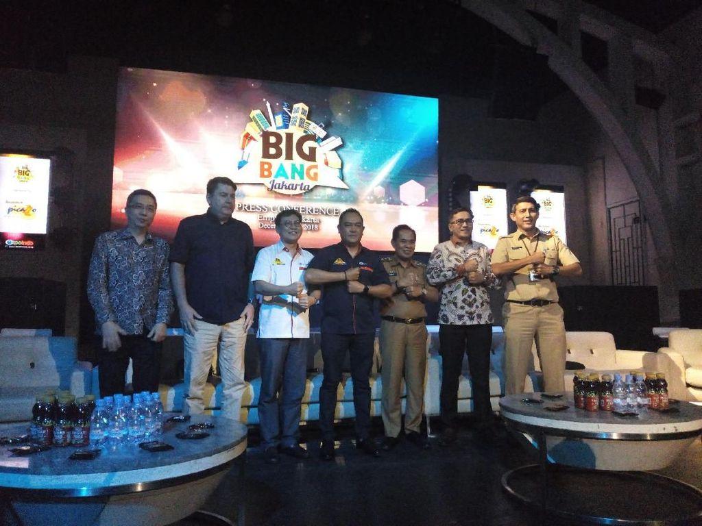 Wow! Beli Tiket Pesawat di Big Bang Jakarta Cuma Rp 99 Ribu