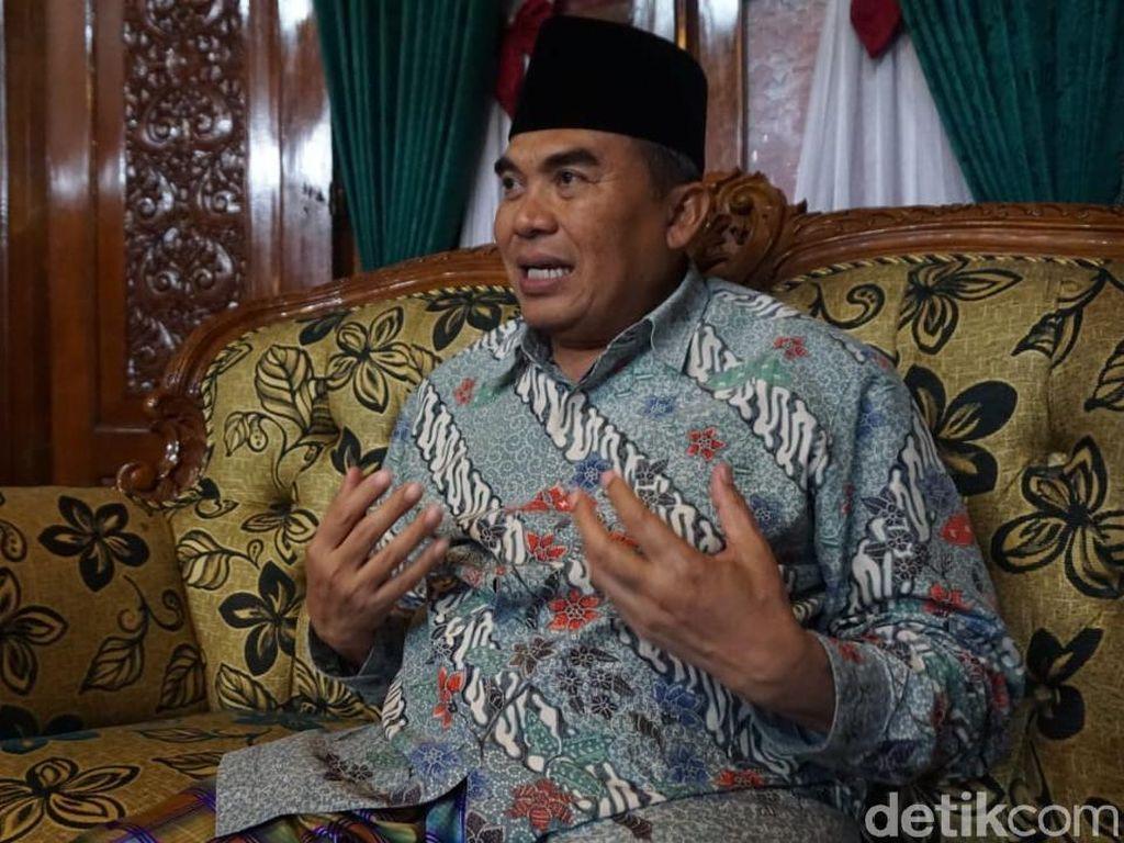 Diperiksa KPK, Bupati Jepara Tersangka Suap Hakim Siap Kooperatif