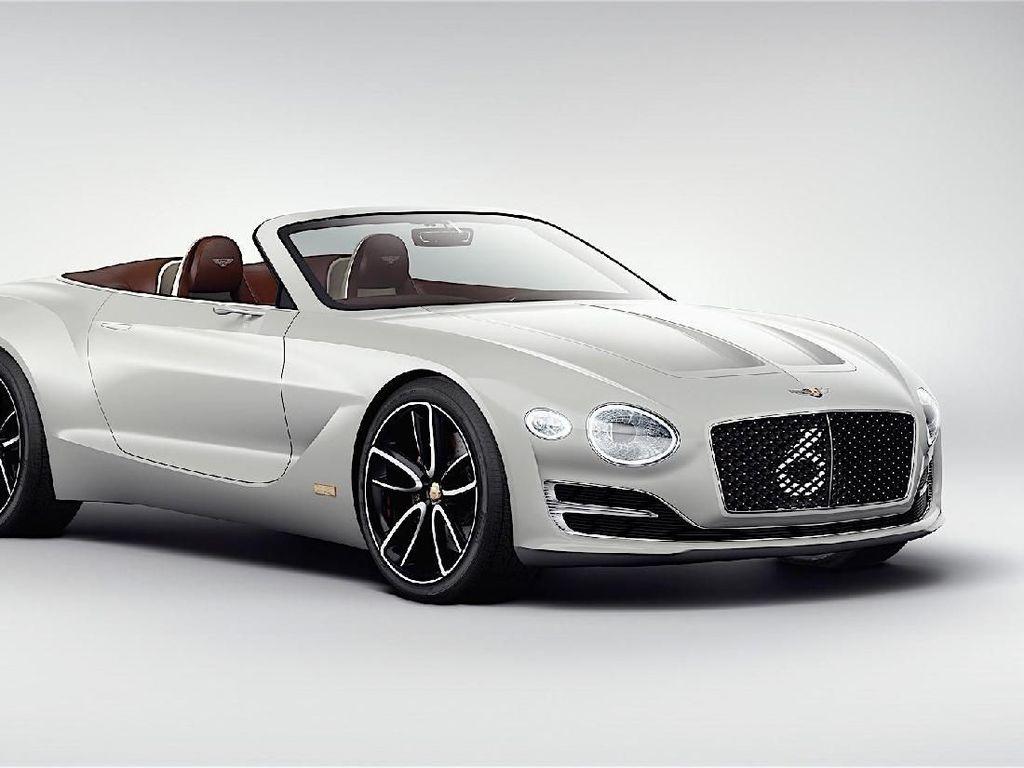 Bentley Listrik Ini Cantik Abis!