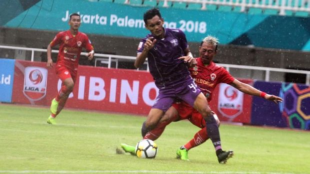 Widodo ditarget bawa Persita lolos ke Liga 1 musim depan.