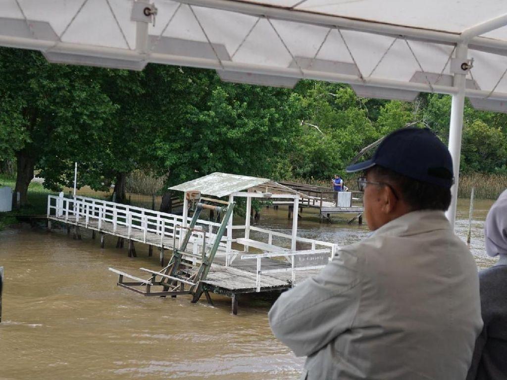 Kala JK Kepincut Pengelolaan Sungai di Argentina