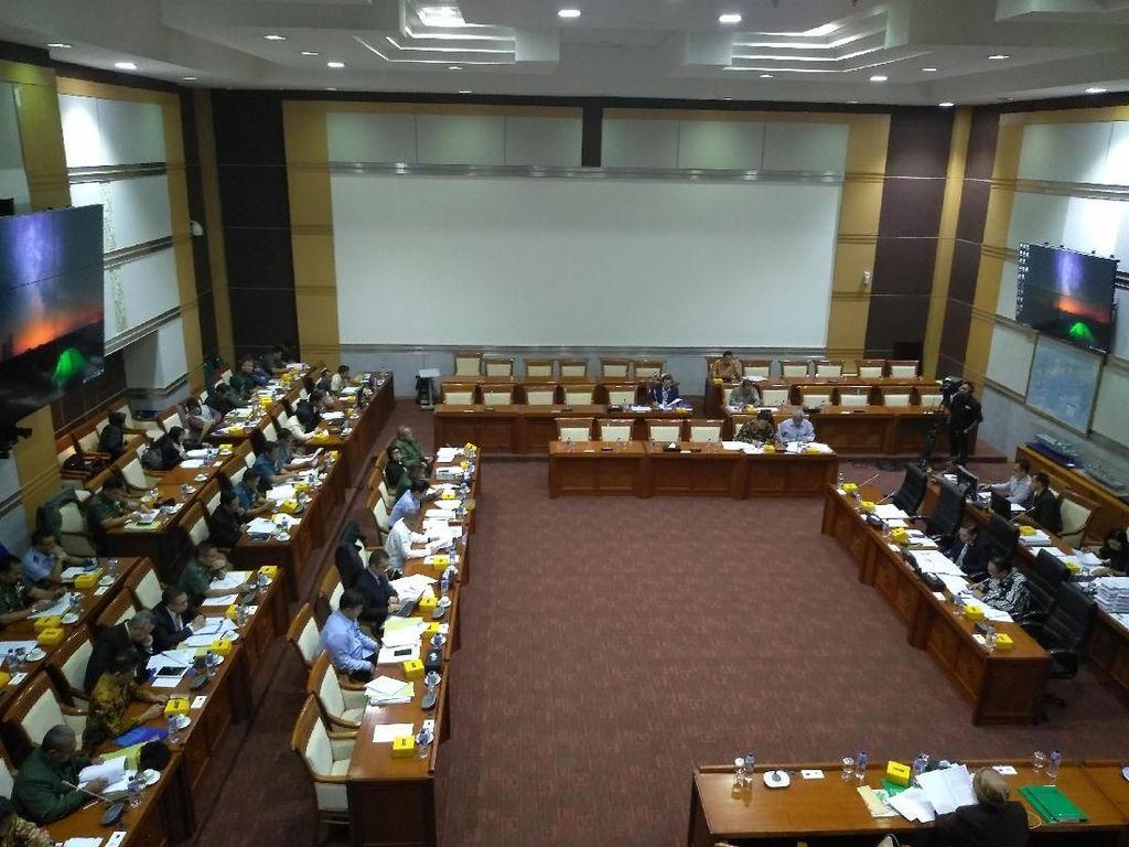Komisi I Setujui RUU Kerja Sama Pertahanan RI-Serbia dan RI-Spanyol