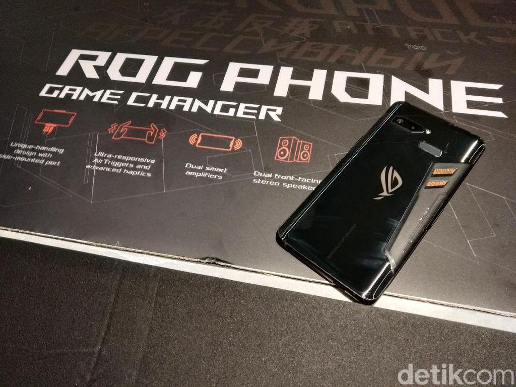 Asus Umumkan Tanggal Peluncuran ROG Phone Anyar