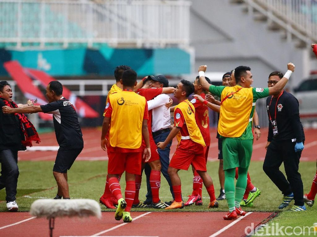 Merasa Dirugikan, Kalteng Putra Dukung Satgas Berantas Mafia Bola