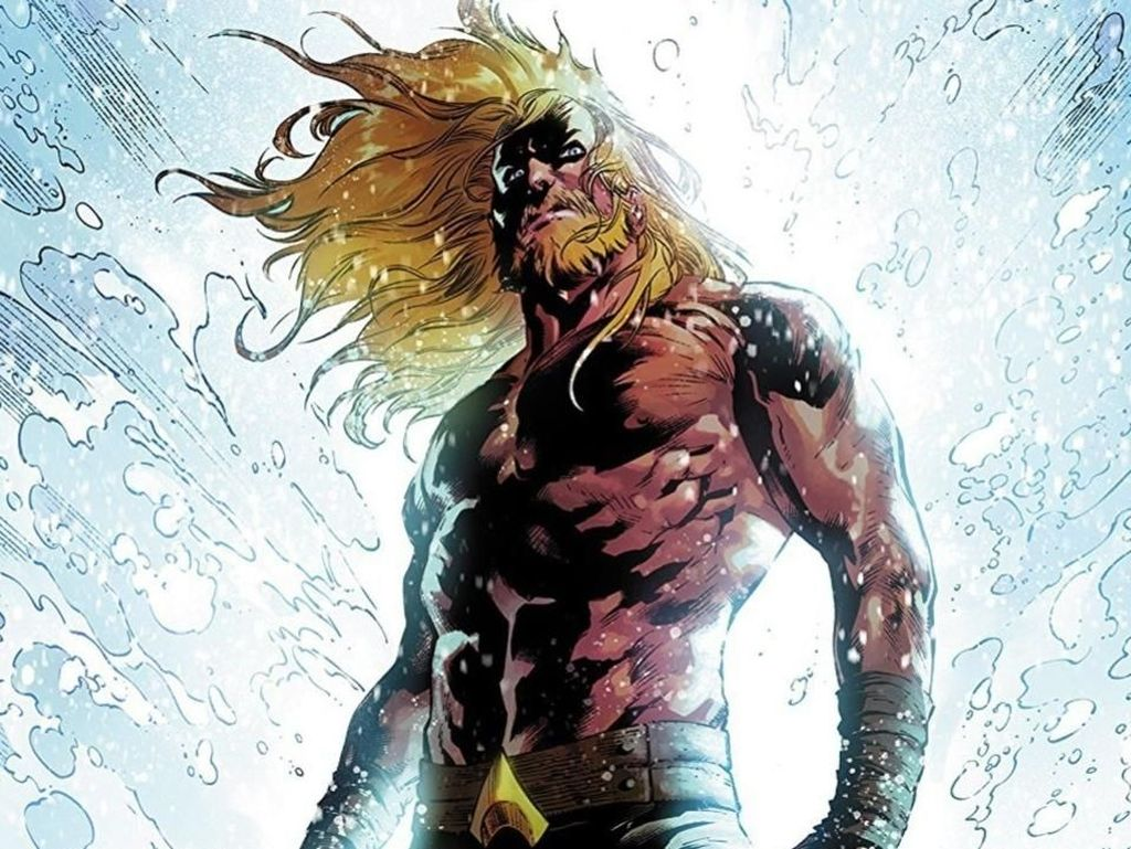 Jelang Film Tayang, Komik Aquaman Kisahkan Arthur Jauh dari Atlantis