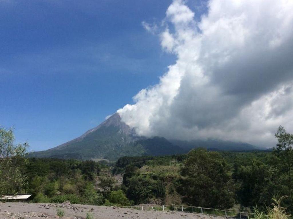 Serunya Menantang Adrenalin di Gunung Merapi