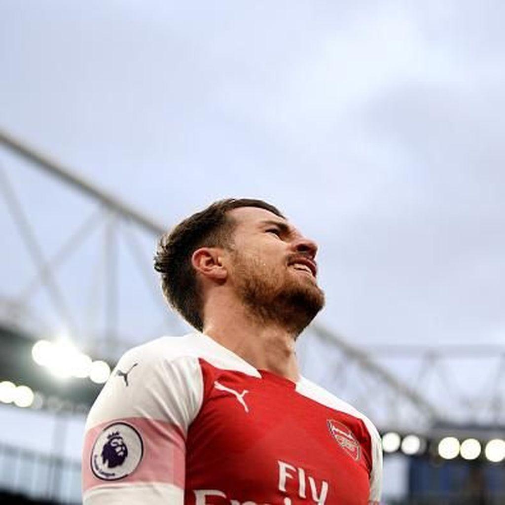 Giggs Dukung Ramsey Pindah ke Juventus