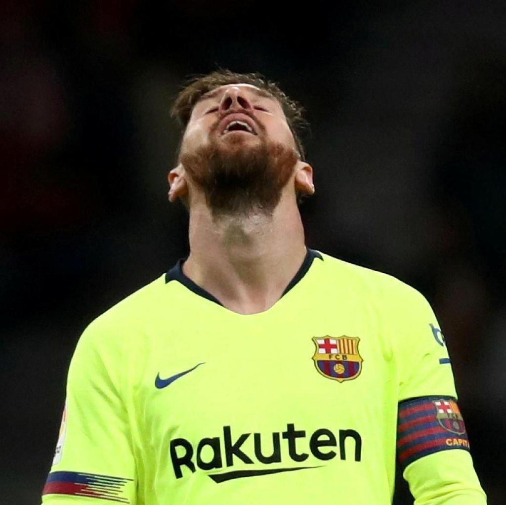 Pantaskah Messi Finis Kelima di Ballon dOr 2018?
