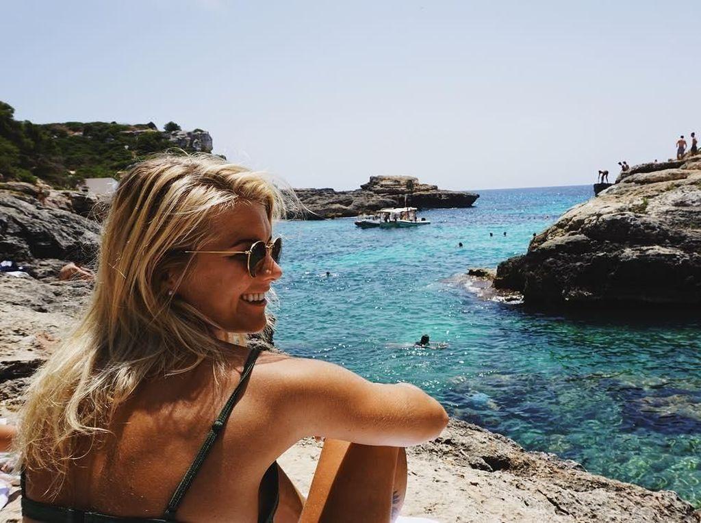 Foto: Ada Hegerberg, Pesepakbola Top Wanita yang Hobi Traveling
