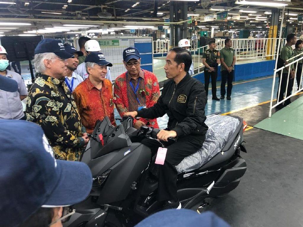 Yamaha Minta Kaji Ulang Pajak Motor 300 Cc, Supaya Orang Indonesia Bisa Beli