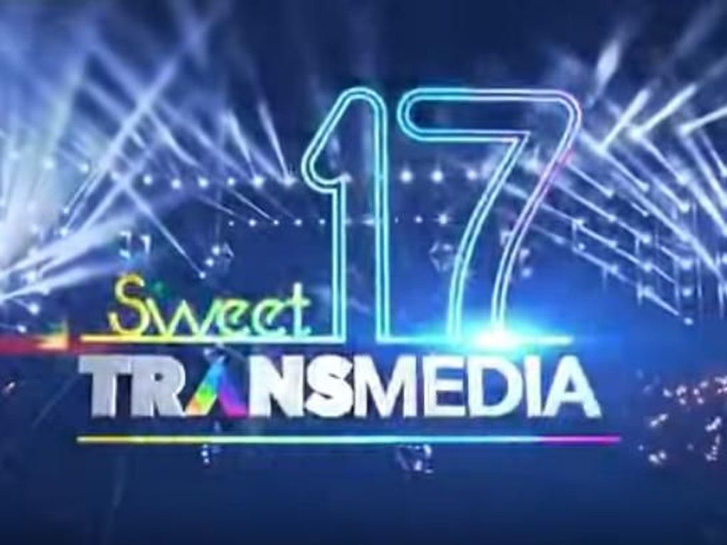 Hari Pertama Sweet 17 Transmedia Siap Digelar, Ada Siapa Saja?