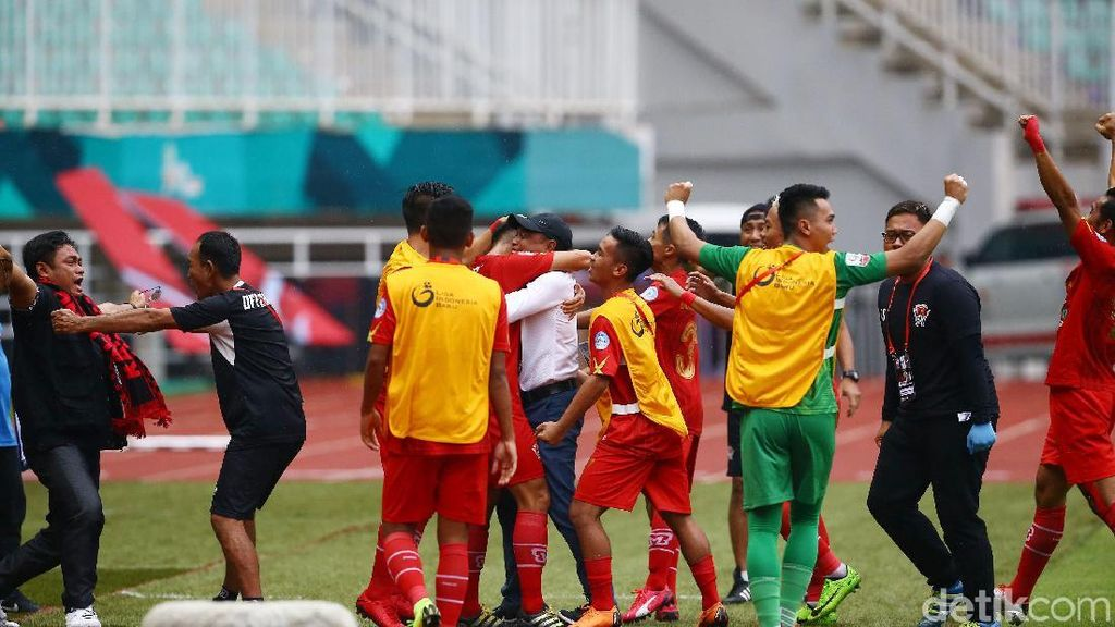 5 Sejarah Kalteng Putra FC