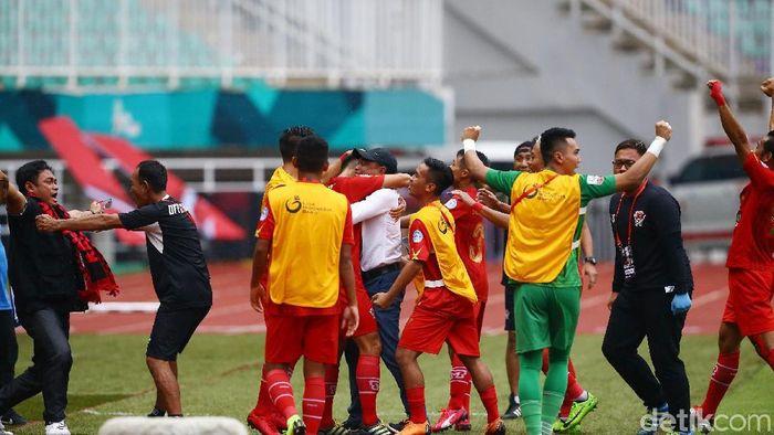 4 Sejarah Kalteng Putra FC  (Foto: Grandyos Zafna/detikSport)