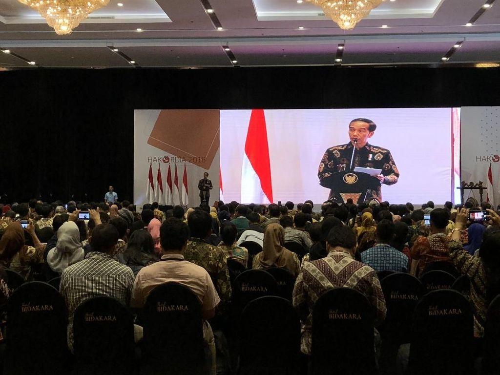 Jokowi Setuju SP3 Untuk Jamin HAM