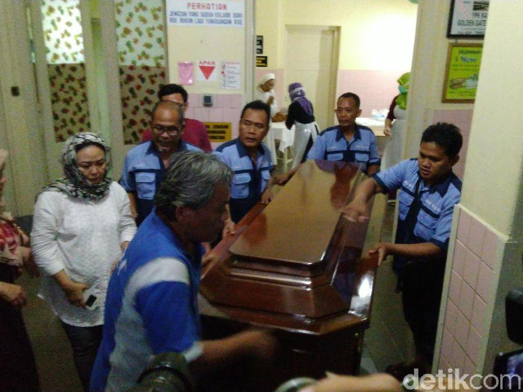 NH Dini Mengalami Kecelakaan usai Terapi di Semarang
