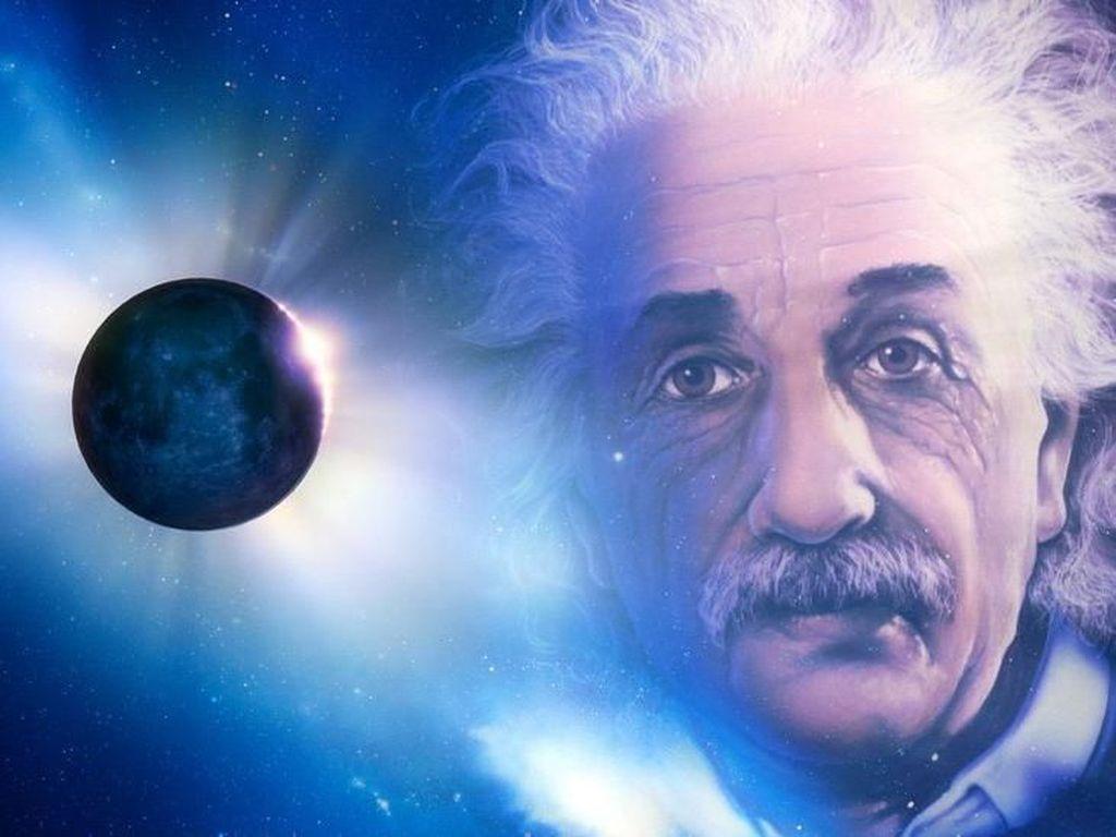 Surat Einstein Menolak Tuhan dan Mengkritik Yahudi Laku Rp 41 M