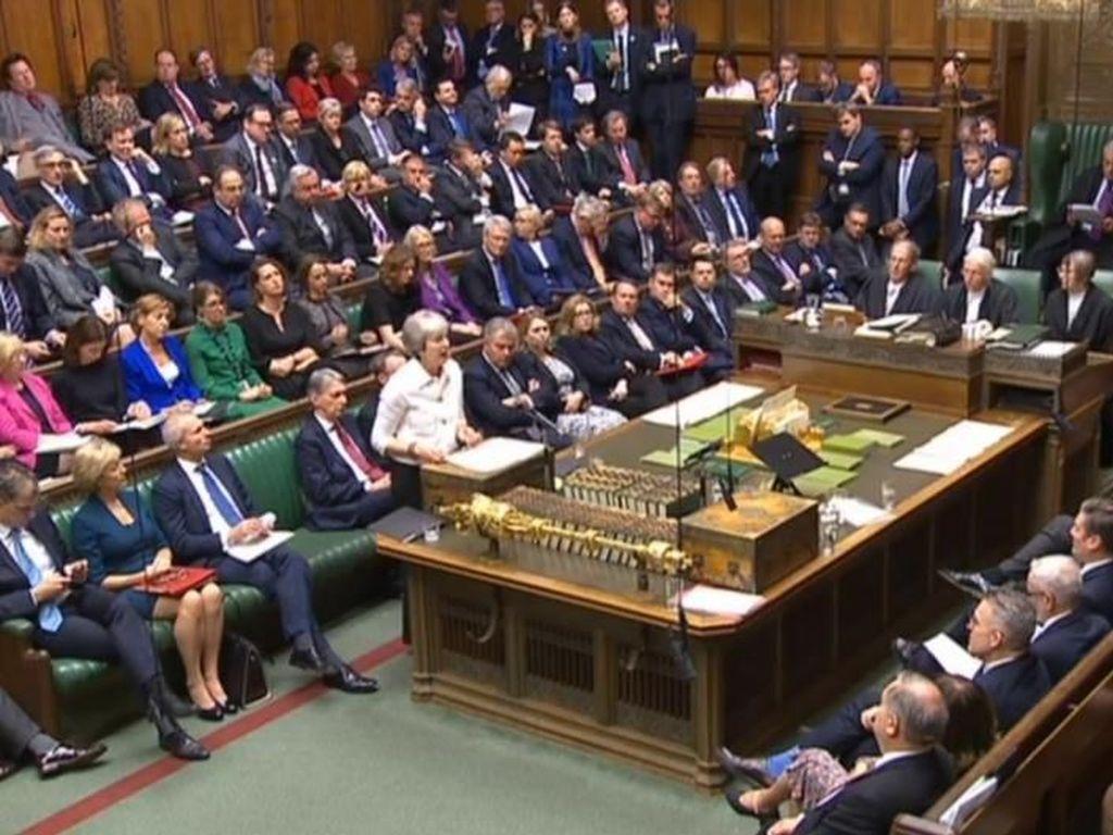 Parlemen Inggris Mulai Perdebatan Soal Brexit