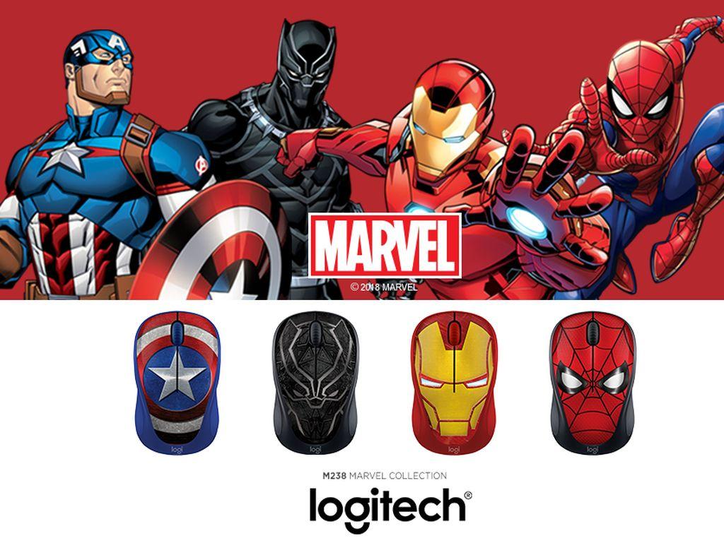 Ketika Iron Man dan Captain America Tampil Imut