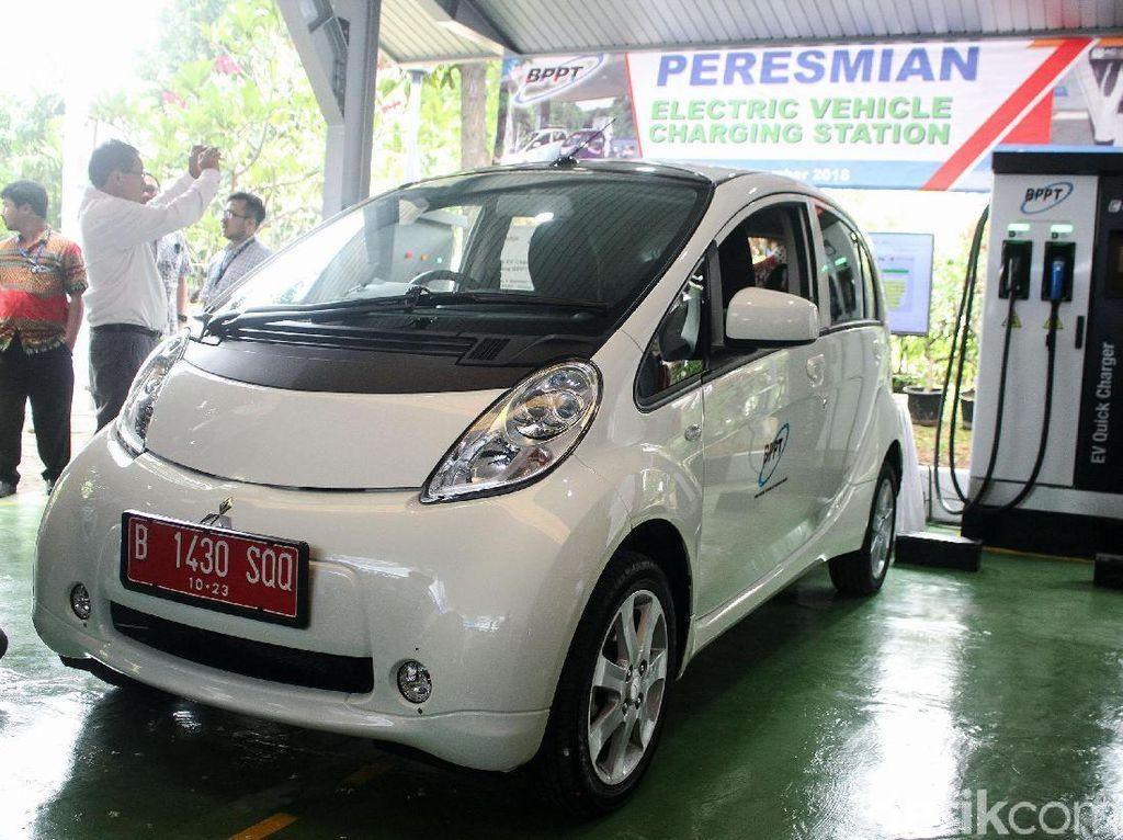 Mitsubishi Siap Sambut Era Kendaraan Listrik di Indonesia
