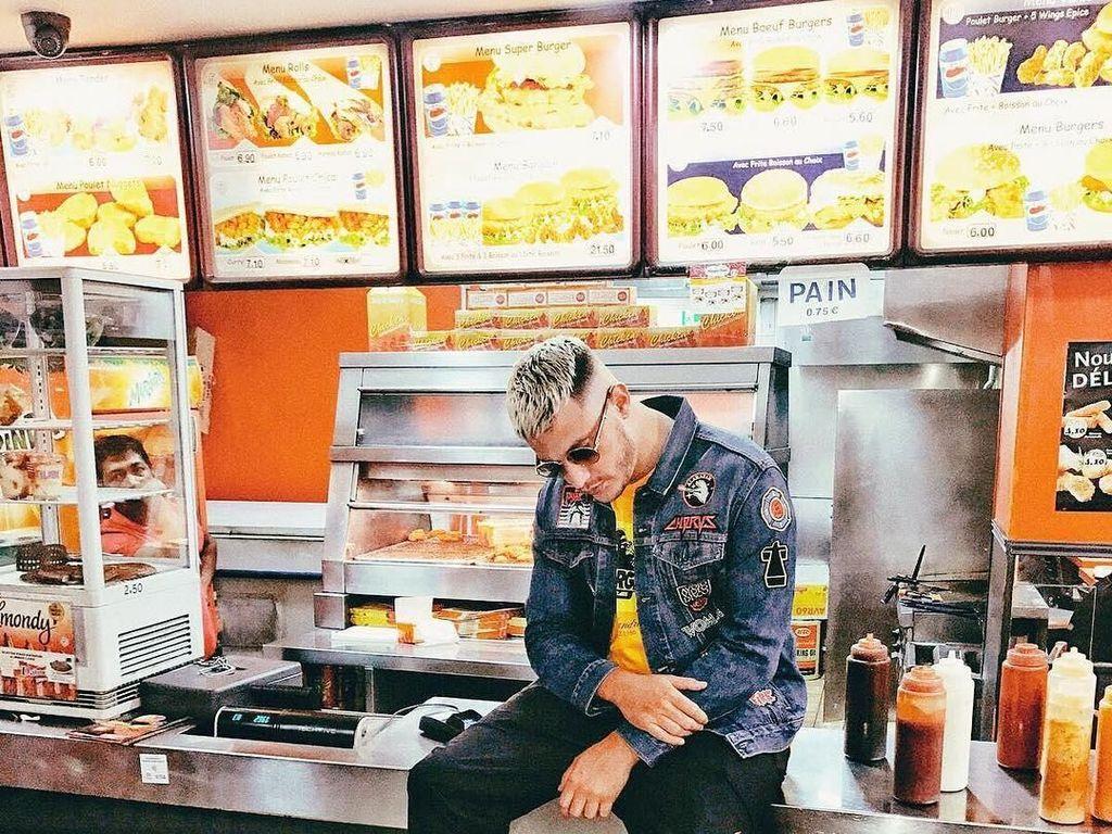 Tak Bisa Lepas dari Kopi dan Soft Drink, DJ Snake Hobi Ngemil di Minimarket