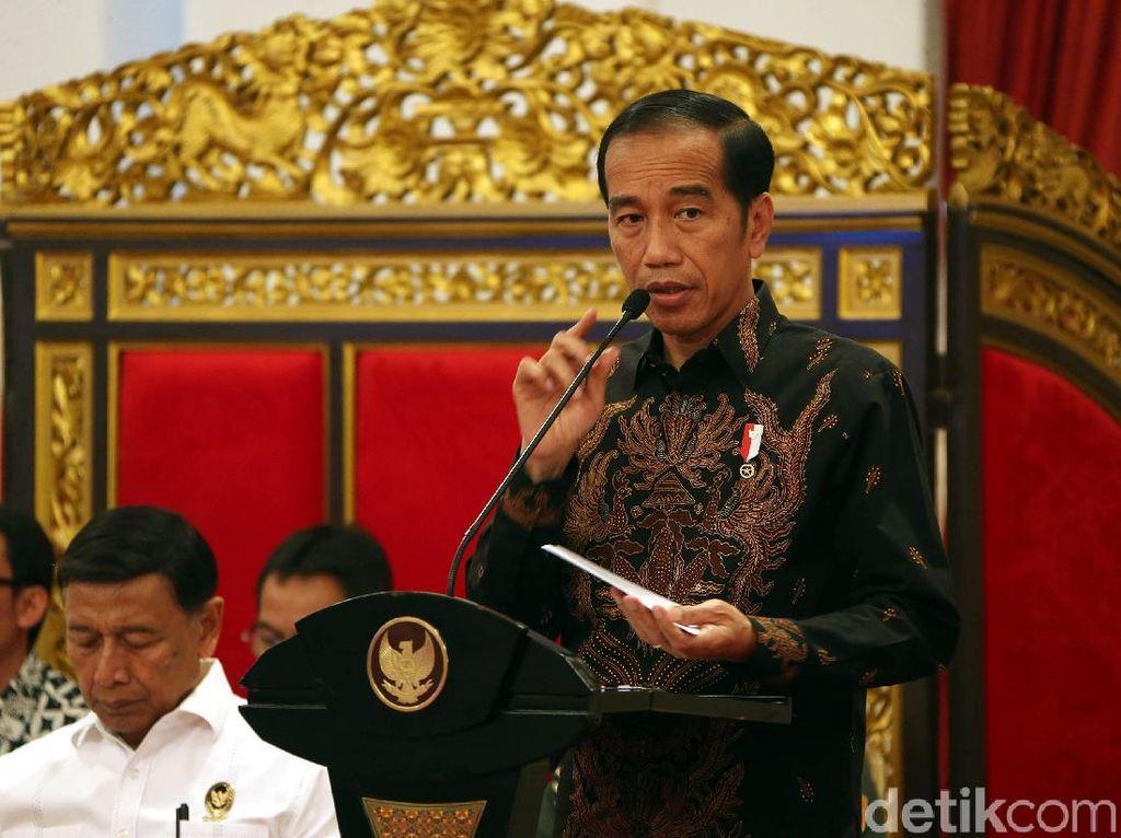 Kado Jokowi untuk Keluarga Miskin di 2019: Bantuan Dilipat Ganda