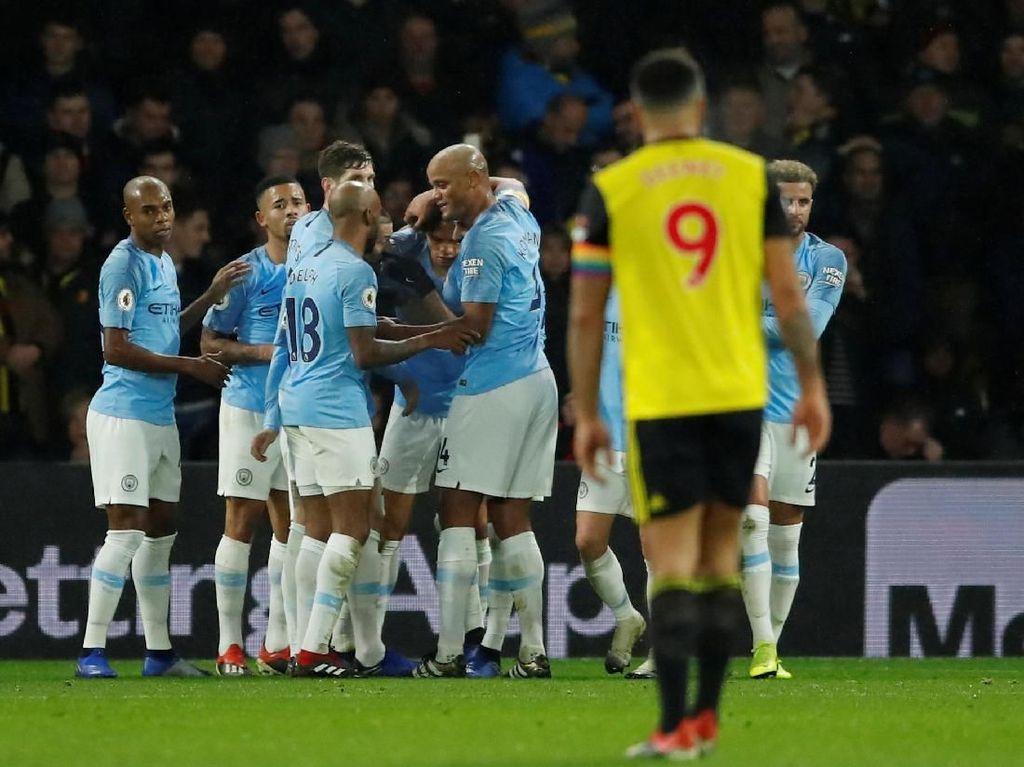 Laju Manchester City Belum Terhenti