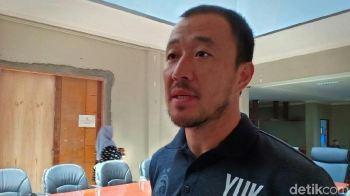 Yu Hyun Koo pernah ditawari ikut dalam pengaturan skor. (Raja Adil Siregar/detikSport)