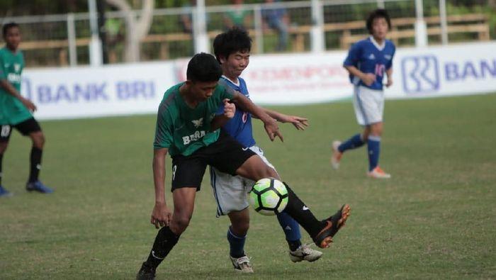 Bara FC lolos ke semifinal Bali IFC Piala Menpora 2018 di Bali (dok.Kemenpora)