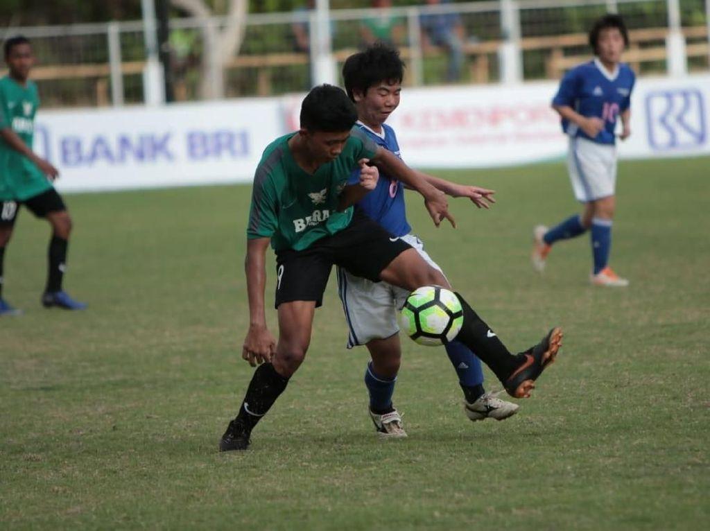 Bara FC Susul Timnas Pelajar ke Semifinal Bali IFC 2018