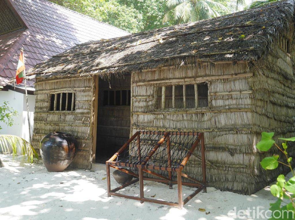 Foto: Ini Dia Rumah Tradisional ala Maladewa