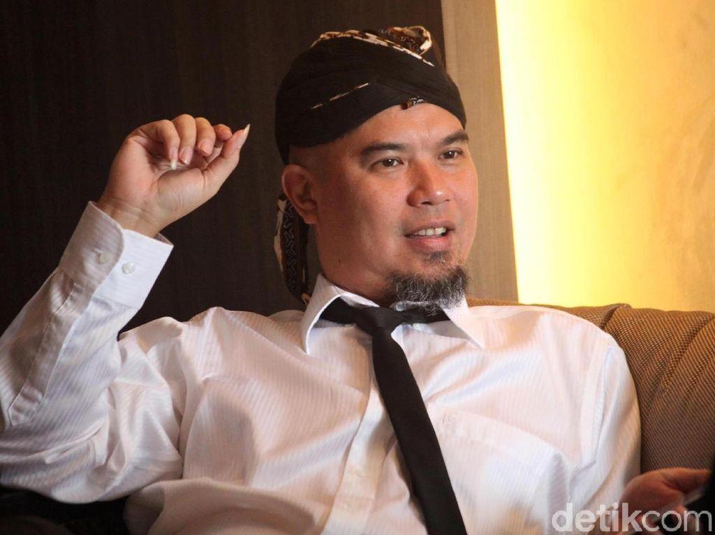 Polda Jatim Limpahkan Berkas Kasus Ahmad Dhani ke Kejaksaan