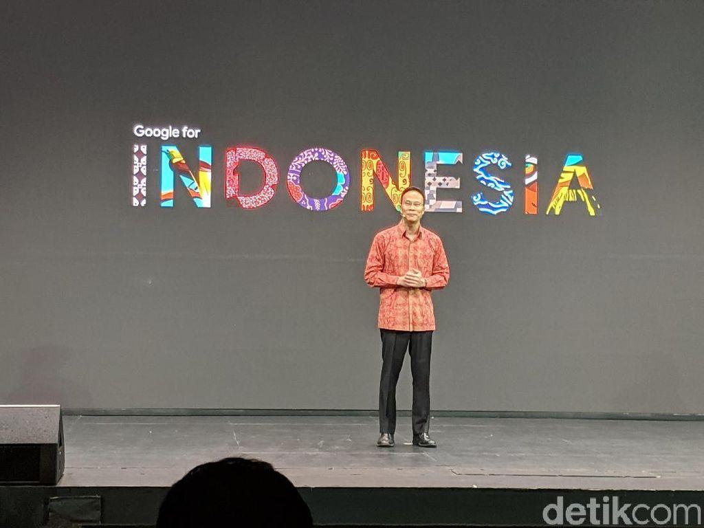 Cerita Randy Jusuf Jadi Bos Google Karena Bakmi Ayam