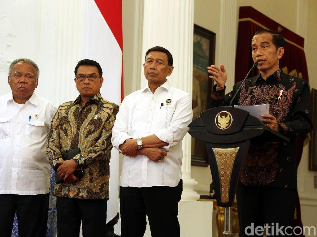 Jokowi Minta Pelaku Penembakan di Papua Ditangkap