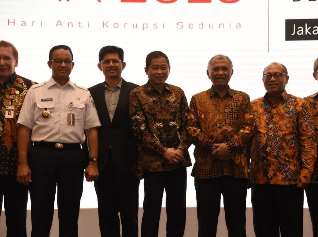 Patuh Lapor LHKPN, Kementerian ESDM Raih Penghargaan dari KPK