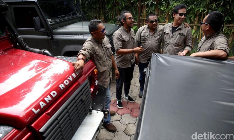 Landr Rover Foto: Rachman Haryanto