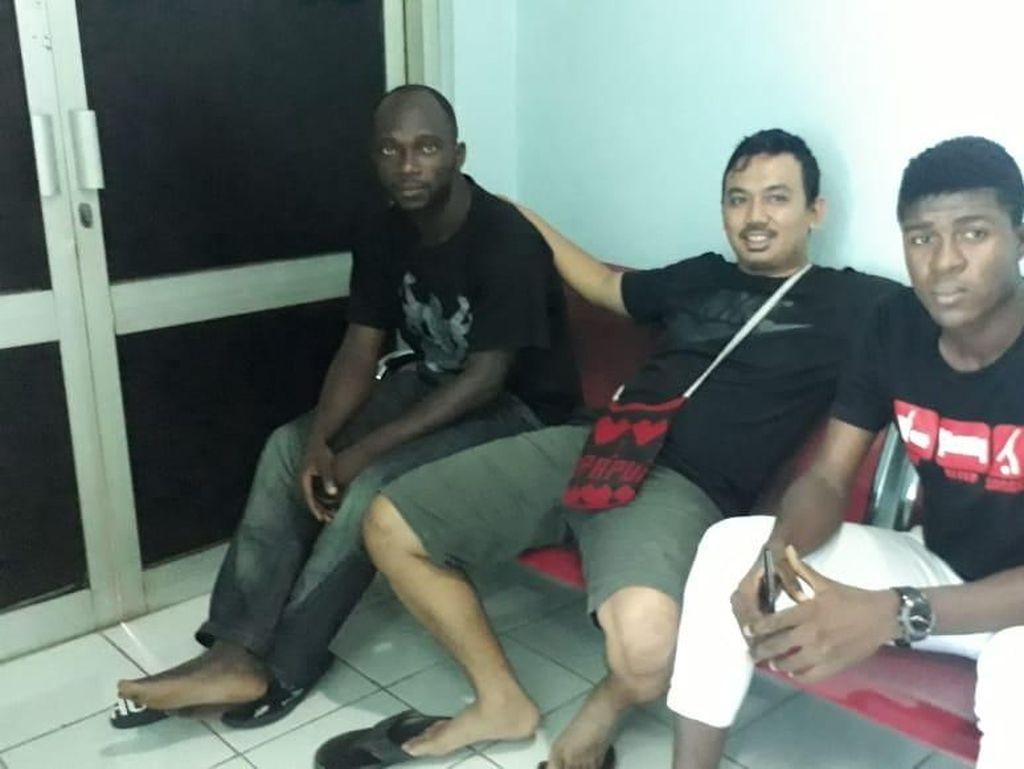 Ikut Bupati Cup di Sulsel, 2 WN Ghana Ditangkap Imigrasi