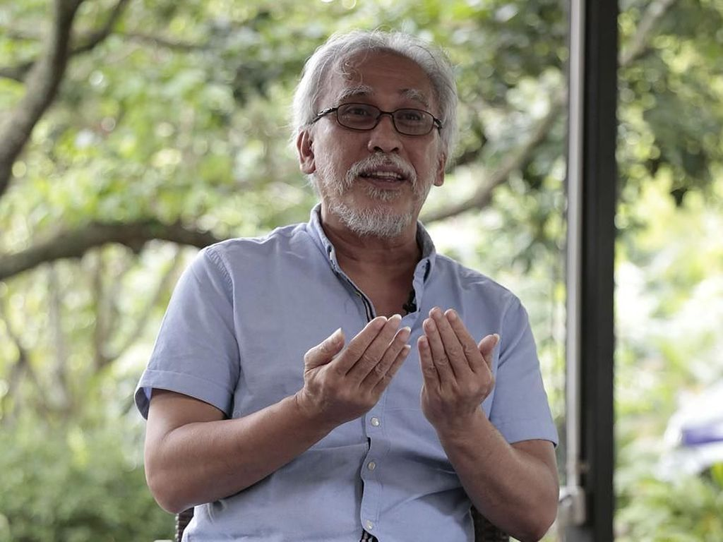 Berkicau soal Demo, Iwan Fals Diminta Buat Lagu Bertema Kritik