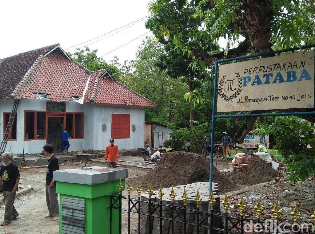 Keluarga Protes Revitalisasi Rumah Pramudya Ananta Toer di Blora